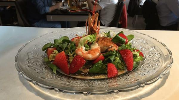 Sugerencia del chef - Casa Antonio Teatinos, Málaga