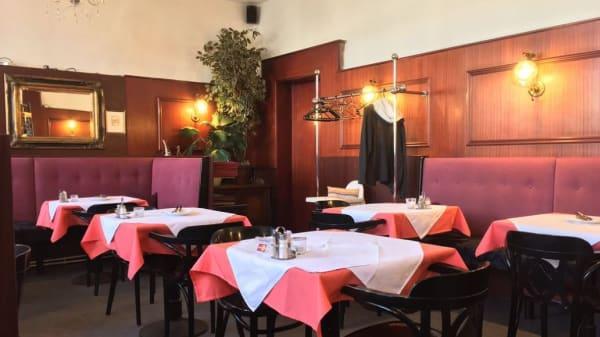 Cafe Restaurant Theo 1010, Wien