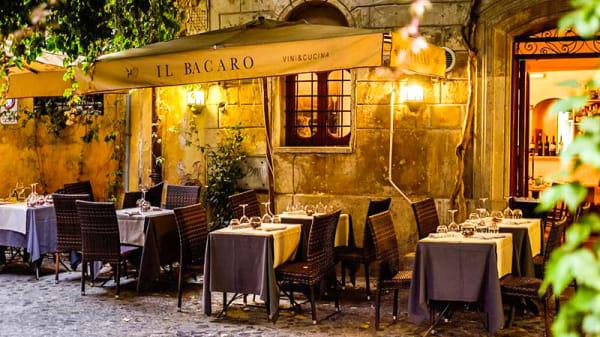 Esterno - Il Bacaro, Rome
