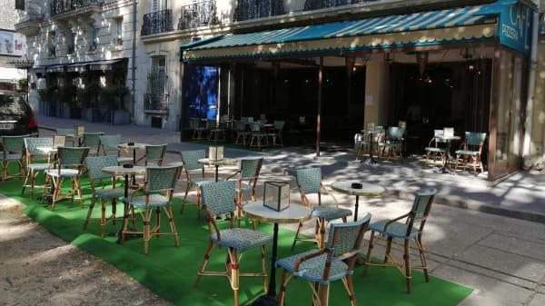 Trattoria Dell Angelo, Paris
