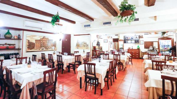 La sala - Taverna Barberini, Roma
