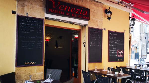 Terrasse - Venezia, Aix-en-Provence