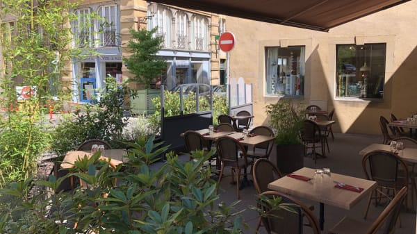 Terrasse - Le Carré, Metz