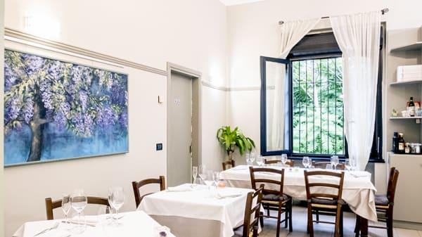 Ambiente caldo ed elegante - Perlage, Parma