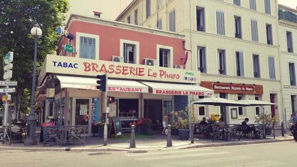 Brasserie restaurant le Pharo, Marseille