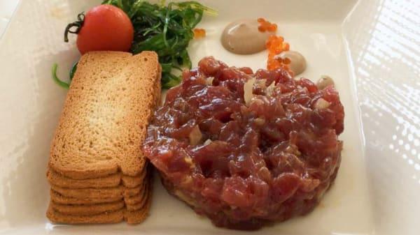 Sugerencia del chef - Terraza Monte-Mar, Zahara De Los Atunes