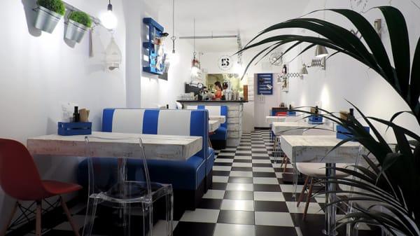Sala del restaurante - Piadineria Italiana 13, Santa Cruz de Tenerife