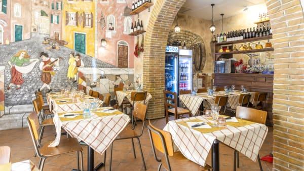Hostaria Pizzeria da Nonna Nella, Rome