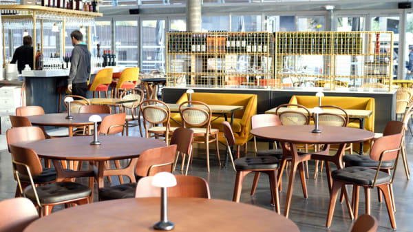 La Brasserie Familia ©Astrid Lagougine - Familia, Bordeaux