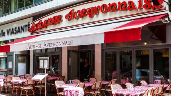 L'Auberge Aveyronnaise, Paris