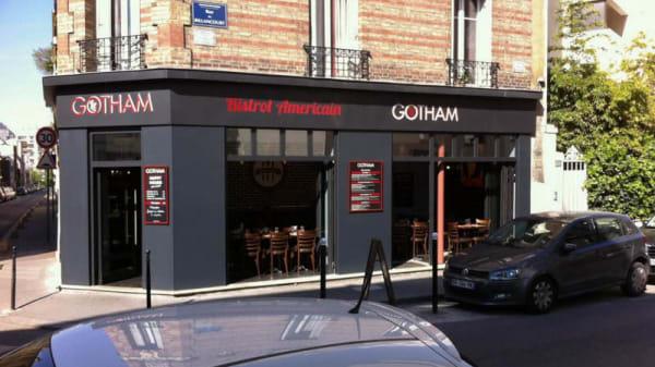 Entrée - Le Gotham, Boulogne-Billancourt