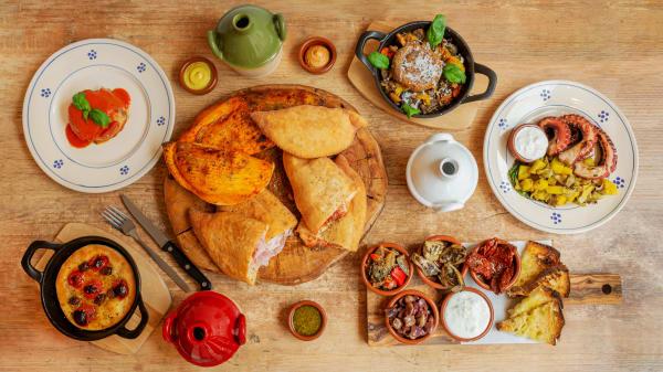 Panzero' Italian StrEat Food from Puglia, Rotterdam