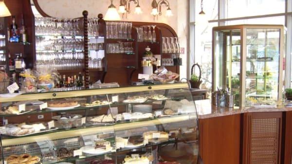 Zimmeransicht - Kaffeehaus Köhler, Magdeburg