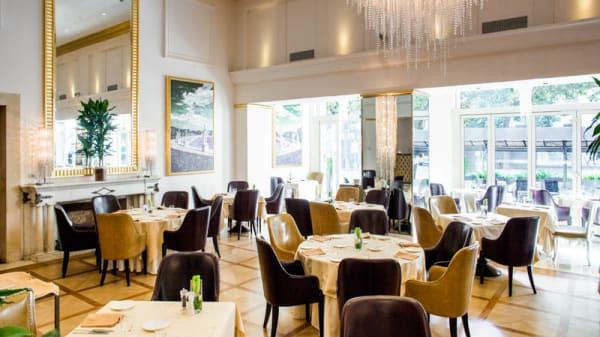 Vista sala - Doney Café & Restaurant, Rome