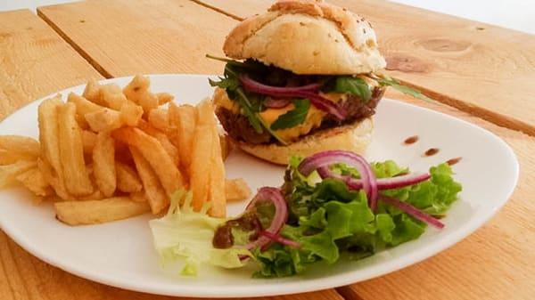 Suggestion du chef - Au wiburger, Saintes-Maries-de-la-Mer