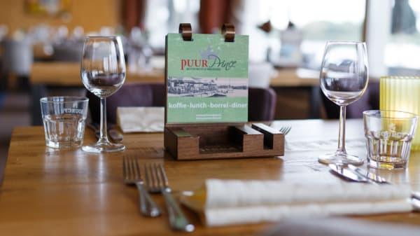 Het restaurant - Princenhof, Eernewoude