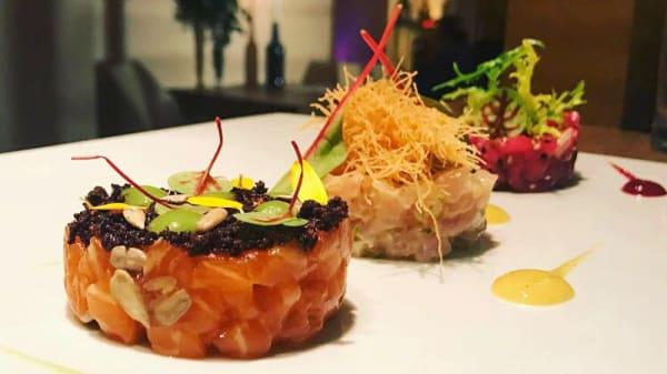Trilogia di tartare - Junsui Sushi & Cocktail, Sant'Anastasia