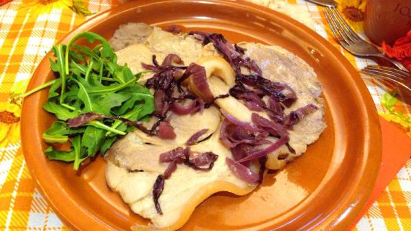 Suggerimento dello chef - Agriturismo L'Oca Bianca, Cave