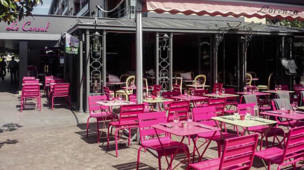terrasse été - Le Consul, Rueil-Malmaison