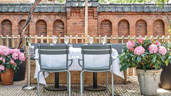 Terrace outside - PARK Café-Restaurant | Hotel Arena, Amsterdam