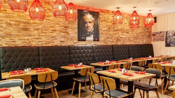 Het restaurant - Dolce Verona, Amstelveen