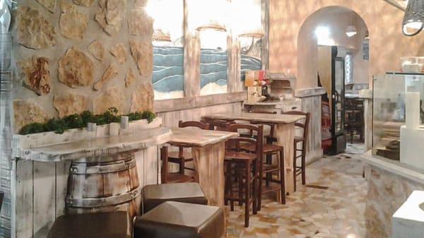 Vista sala - Borgo & Friends, Rome