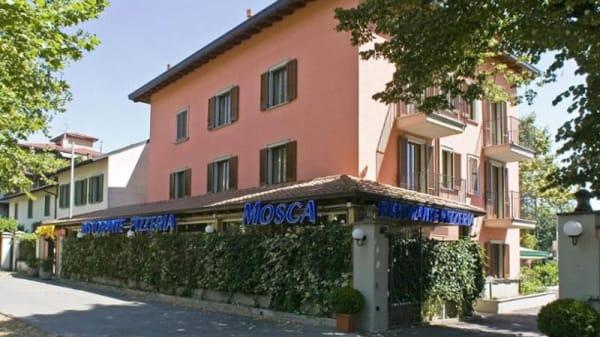 Facciata - Mosca, Monza