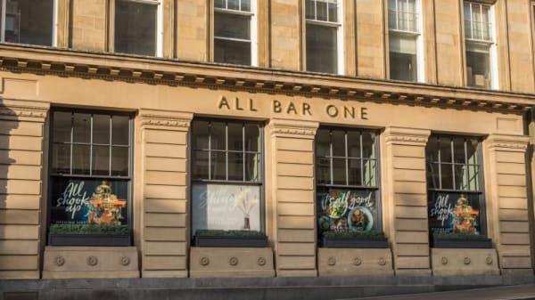 All Bar One Newcastle, Newcastle upon Tyne