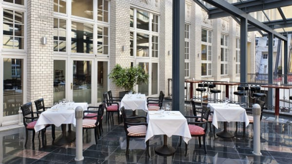 PRIME Steak & Bar im Wyndham Garden Berlin Mitte, Berlin