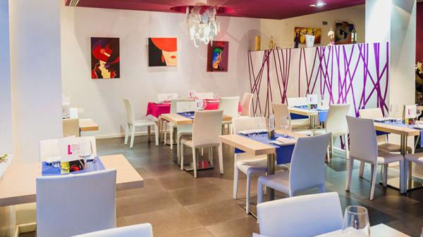 Vista sala - Líos Restaurant - Martín González, Massanassa