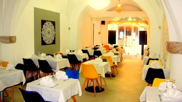Vue de la salle - Curry Café, Toulouse