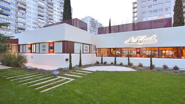 Vista exterior - La Tagliatella Condesa de Venadito, Madrid