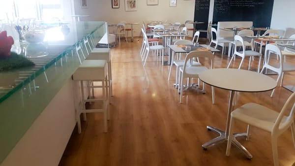 Vue de la salle - La Cuisine, Perpignan