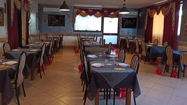 Punjabi village indian restaurant, Anzio
