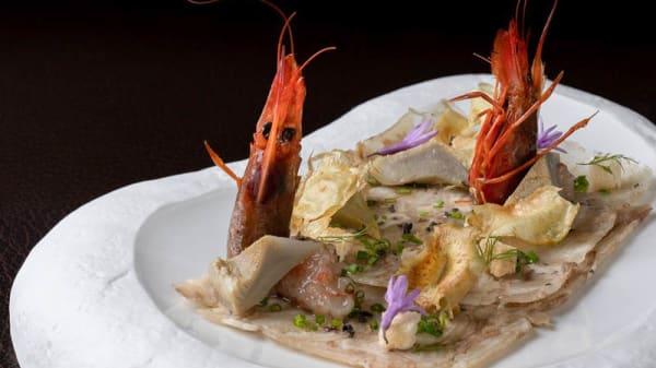 Sugerencia del chef - Lits Restaurant, Arties