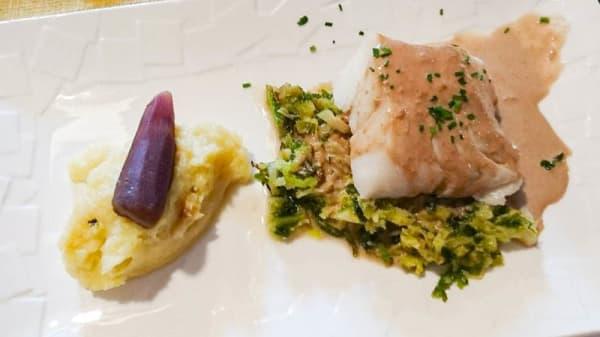 La pêche du jour - Restaurant La Liodière uniquement, Joué-lés-Tours