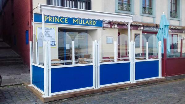Entrée - Prince Mulard, Saint-Valery-sur-Somme