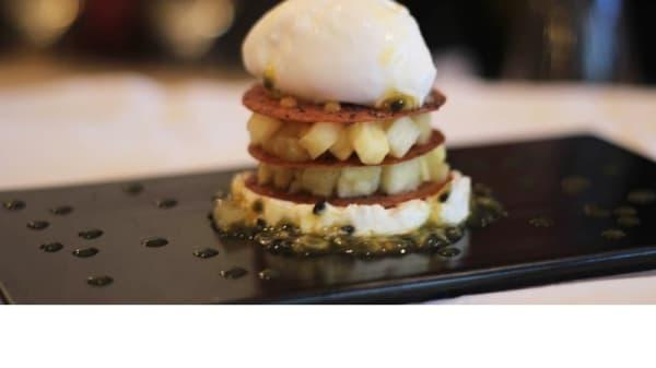 Suggestion de dessert - Les 5, Paris