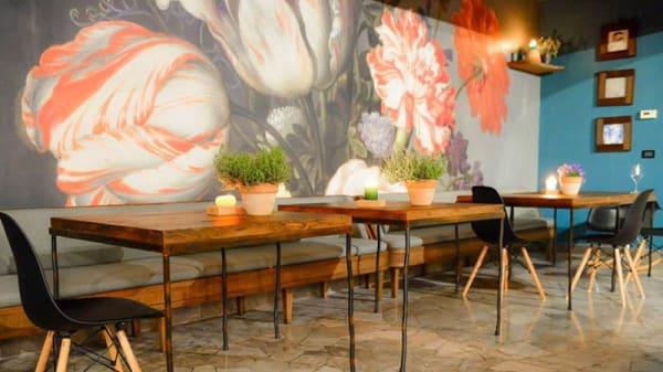 Vista sala - Bonsai Sushi Lounge, Asolo