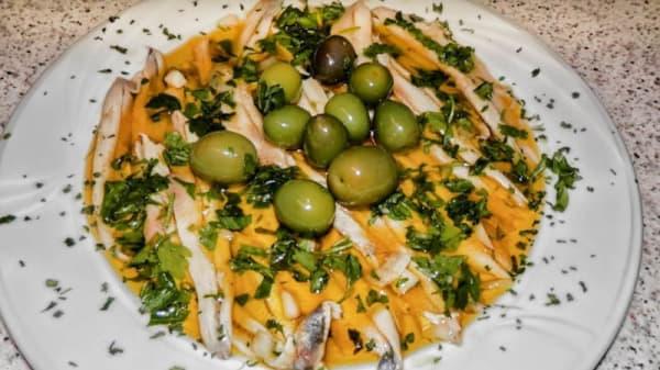 Sugerencia del chef - Cafetería Alcalá, Guadalajara