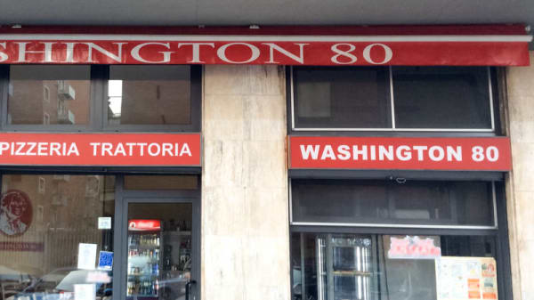 entrata - Washington 80, Milan