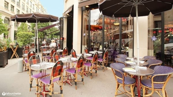 Bienvenue au restaurant Hortense - Hortense, Paris