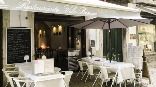 Sala - Taberna Vela Branca, Lisboa