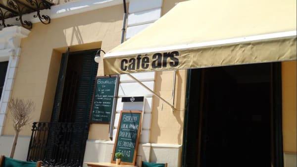 Cafe Ars - Ars Café, Maó