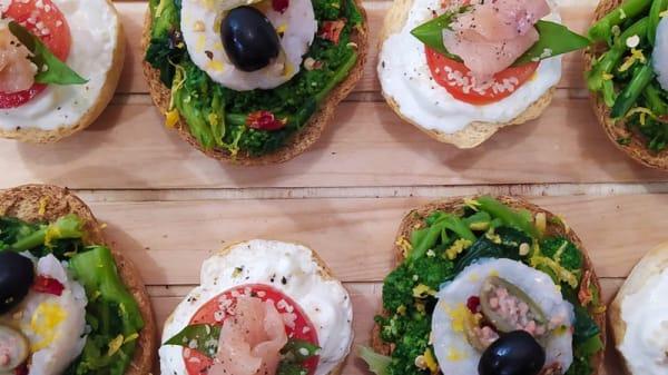Suggerimento dello chef - Vecchia Mottola, Mottola