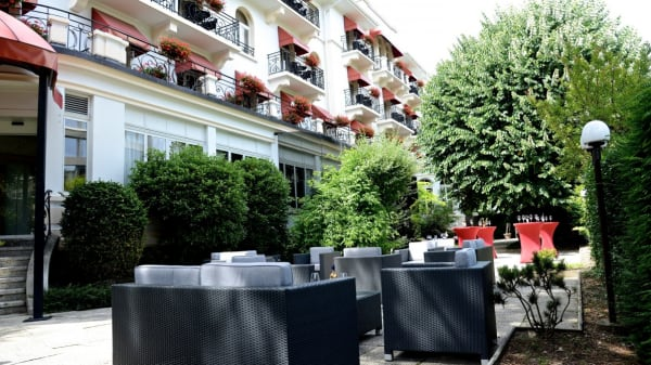 Terrasse - L'Ardoise, Lausanne