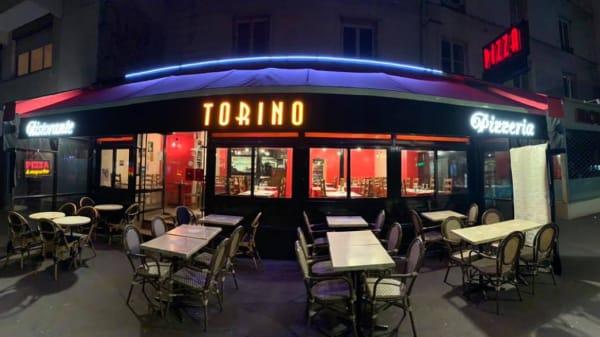 Entrée - Torino, Paris