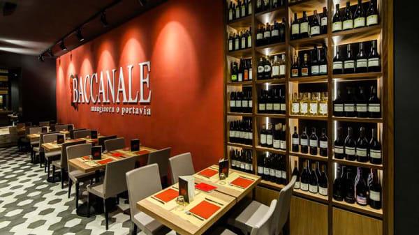 Sala - Baccanale via Veneto, Rome