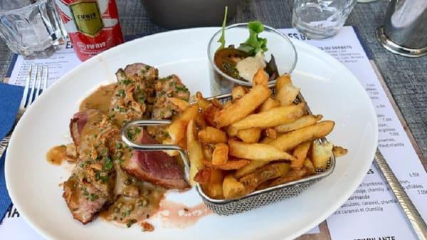 Suggestion du chef - Le Clipper, Blois