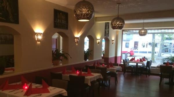 binnen - India Roti Room, Haarlem